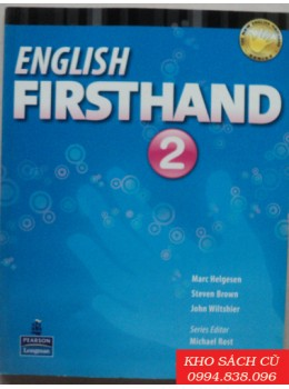 English Firsthand 2 with CDs 4Ed (Student Book)