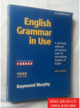 English Grammar In Use 3rd FAHASA Reprint Edition