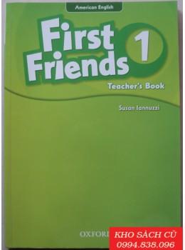 First Friends 1 Teacher's Book AmEd