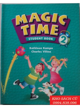 Magic Time 2 Student Book