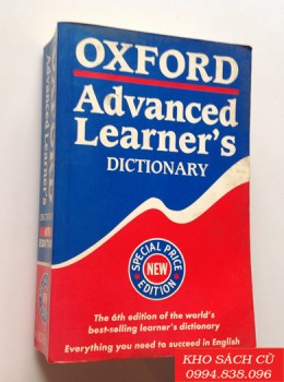 Oxford Advanced Learner's Dictionary (Sixth Edition)