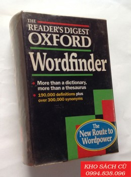 The Reader's Digest Oxford Wordfinder