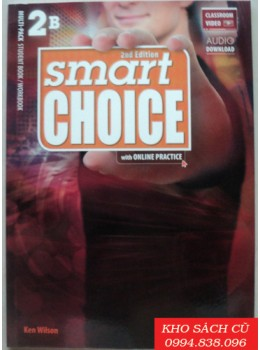 Smart Choice 2B Multi-Pack with Online Practice 2Ed (SB/ WB)