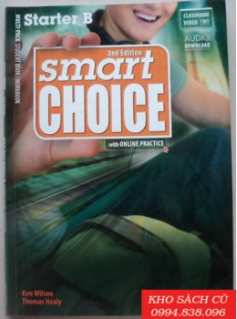 Smart Choice Starter B Multi-Pack with Online Practice 2Ed (SB/ WB)