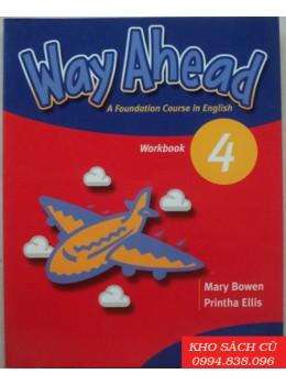 Way Ahead 4 Workbook