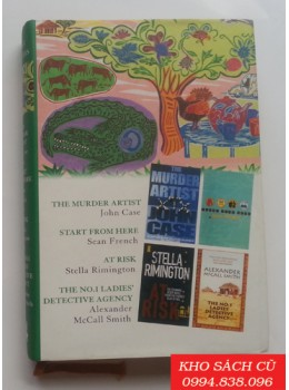 The Murder Artist, Start From Here, At Risk, The No. 1 Ladies' Detective Agency (Reader's Digest Select Editions)