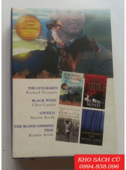 The Stockmen, Black Wind, Gweilo, The Blood-Dimmed Tide (Reader's Digest Select Editions)