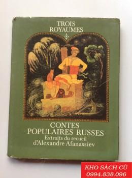 Trois Royaumes. Contes Populaires Russes. Extraits Du Recueil d' Alexandre Afanassiev