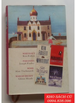 Whiteout, Paranoia, Rosie, Web Of Deceit (Reader's Digest Select Editions)