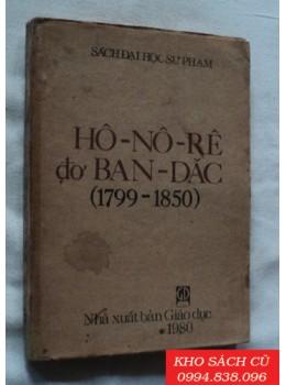 Hônôrê Đơ Bandăc (1799-1850)