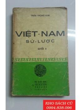 Việt Nam Sử Lược (Quyển II)