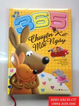 365 Chuyện Kể Mỗi Ngày (Bìa Cứng)
