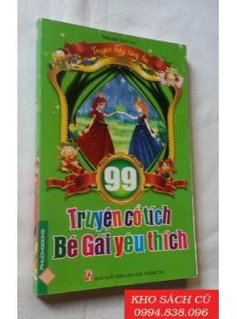 99 Truyện Cổ Tích Bé Gái Yêu Thích