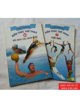 Tủ Sách Khám Phá Kiến Thức Thể Thao (2 Cuốn)