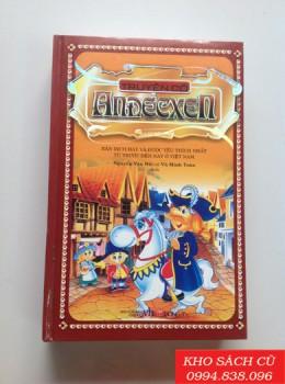 Truyện Cổ Andecxen (Bìa Cứng)
