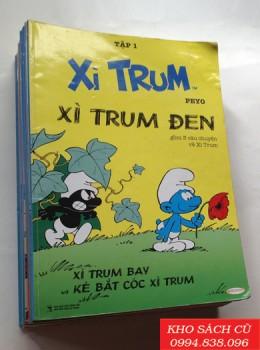 Xì Trum (18 cuốn)