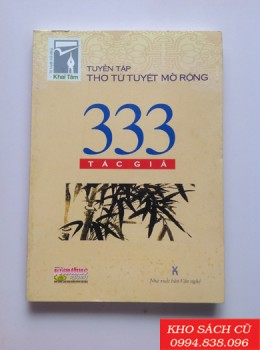 Tuyển Tập Thơ Tứ Tuyệt Mở Rộng 333 Tác Giả