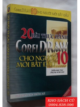 20 Bài Thực Hành CorelDraw 10 Cho Người Mới Bắt Đầu