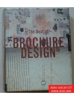 The Best of Brochure Design 5
