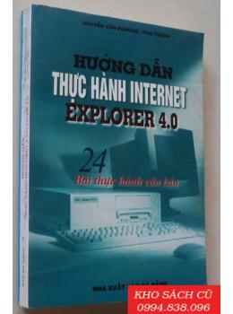 Hướng Dẫn Thực Hành Internet Explorer 4.0