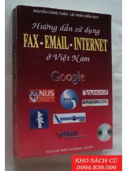 Hướng Dẫn Sử Dụng Fax - Email - Internet Ở Việt Nam