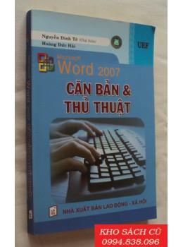 Microsoft Word 2007 - Căn Bản Và Thủ Thuật