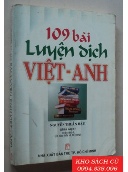109 Luyện Dịch Việt Anh