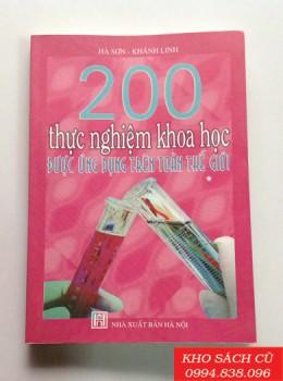 200 Thực Nghiệm Khoa Học Được Ứng Dụng Trên Toàn Thế Giới