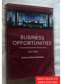 Bussiness Opportunities (Student's Book)