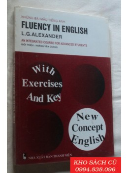 New Concept English - Fluency In English