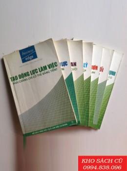 Bộ Sách Tăng Hiệu Quả Làm Việc Cá Nhân (7 cuốn)