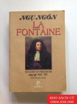 Ngụ Ngôn La Fontaine (Song Ngữ Pháp Việt)