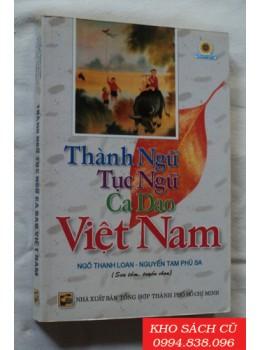 Thành Ngữ Tục Ngữ Ca Dao Việt Nam