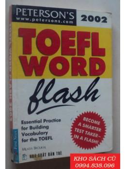TOEFL Word Flash - Chương Trình Luyện Thi TOEFL