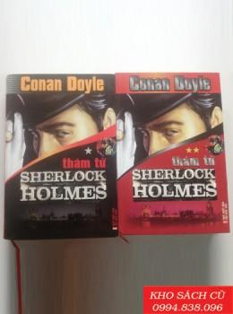 Thám Tử Sherlock Holmes (Trọn Bộ 2 Tập - Bìa Cứng)
