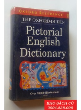The Oxford DuDen Pictorial English Dictionary (Bìa Cứng)