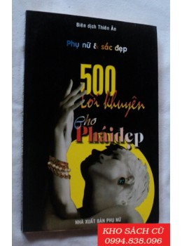 500 Lời Khuyên Cho Phái Đẹp