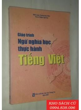 Giáo Trình Ngữ Nghĩa Học Thực Hành Tiếng Việt