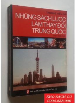 Những Sách Lược Làm Thay Đổi Trung Quốc
