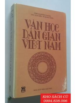Văn Học Dân Gian Việt Nam (Bìa Cứng)