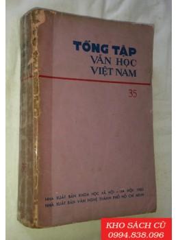 Tổng Tập Văn Học Việt Nam (Tập 35)